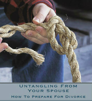 Untangling From Your Spouse