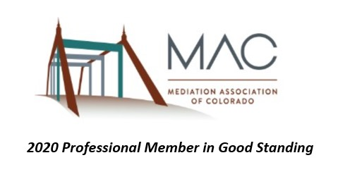 Member in Good Standing - mediation Association of Colorado